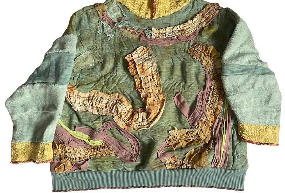 The Lucien applique Sweater