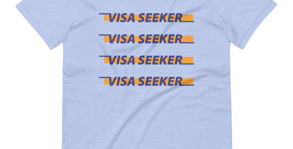 Visa Seeker Unisex T-Shirt