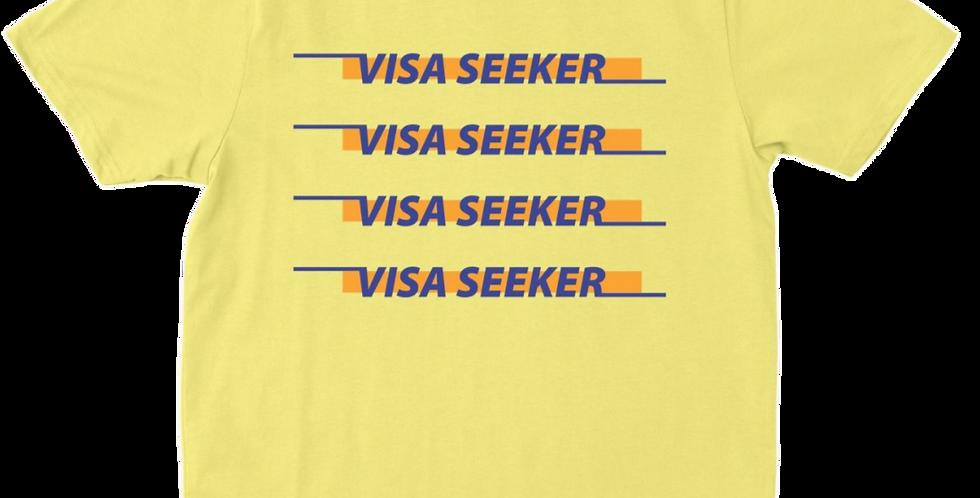 Visa Seeker Tee