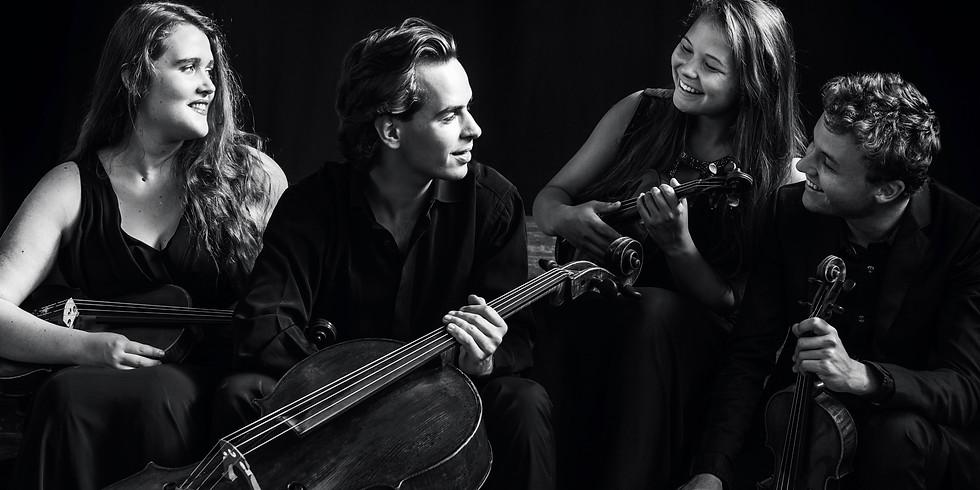 Sonoro Quartet Beethoven Fest 2020