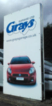 Grays of Warwick for used car sales, car service and car MOT testing
