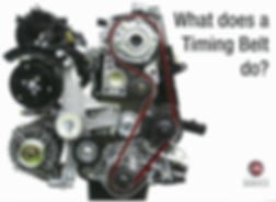 What does a cambelt do?  What does a timing belt do?