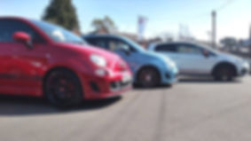 Abarth cars for sale Warwick