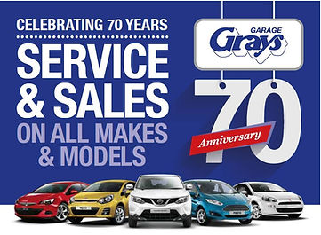 used car sales centre in Warwick, company now in 70th year