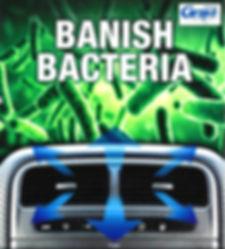 Aircon Bacteria | Car Aircon System Cleanse