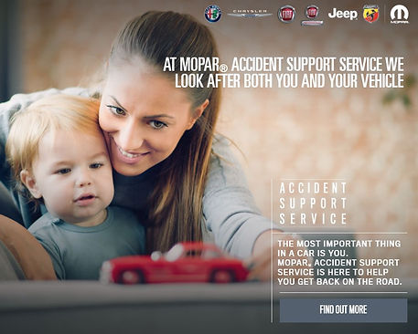 Fiat Accident Support Service