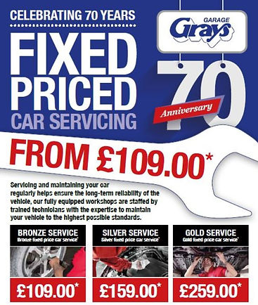 Car service offers in Warwick