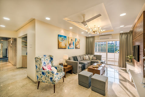 contemporery minimalist interior
