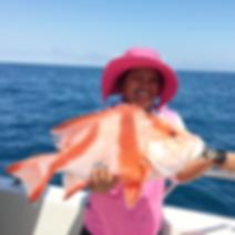 Reef fishing charters Darwin and Dundee Beach