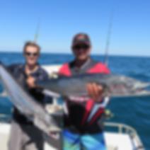 Sport & game fishing charters Darwin