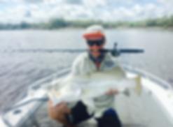 Barramundi Fishing Dundee NT