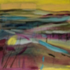 Sierra_Dawn.__Oil_on_Canvas._35_x_35cms.