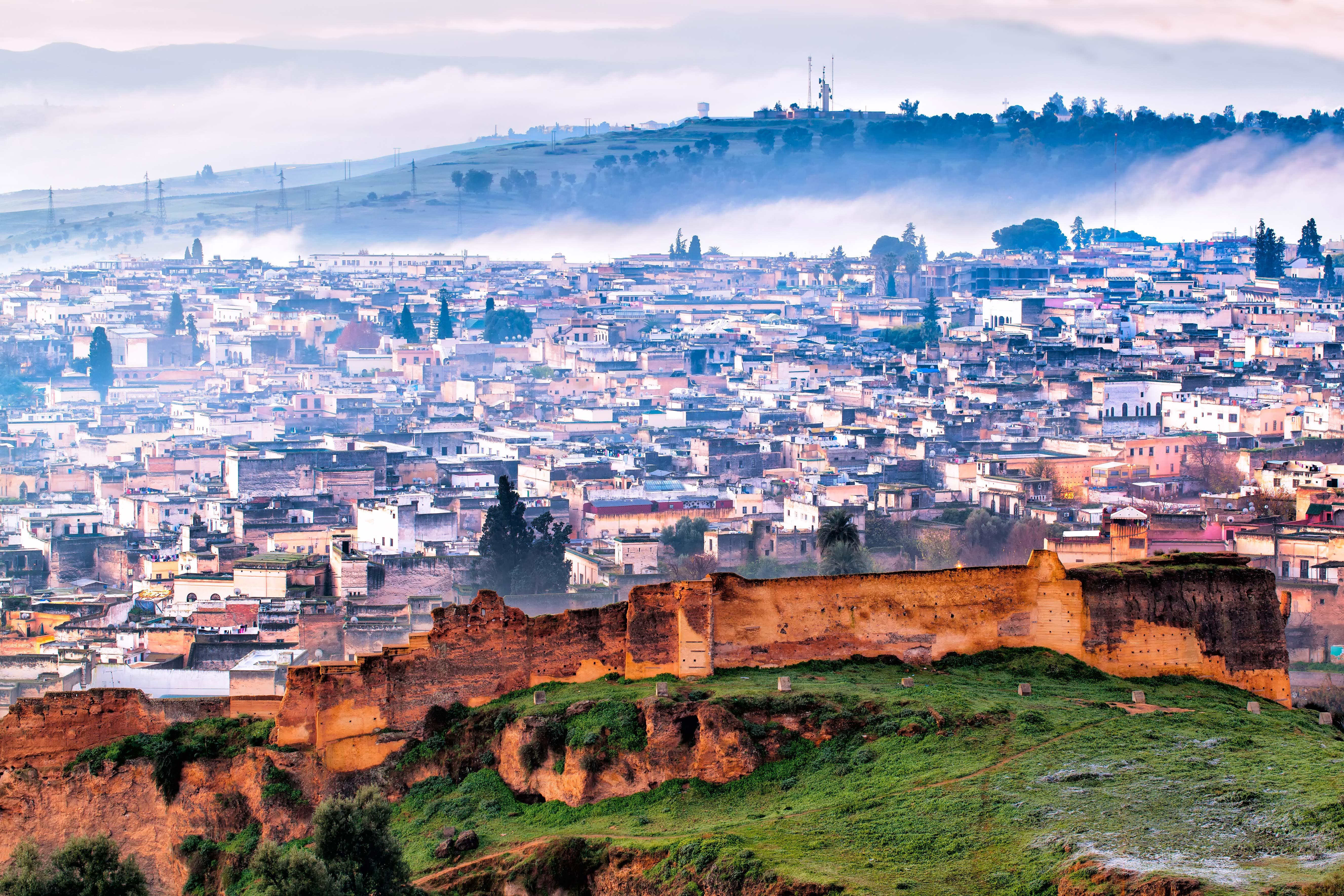 morocco-fes-cityscape