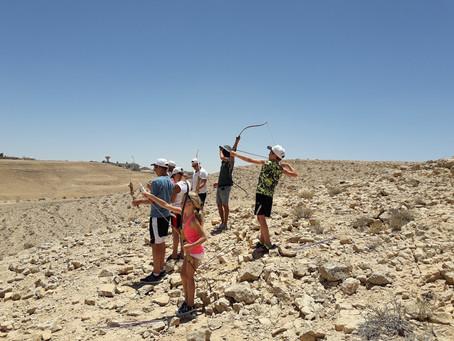 Negev Desert Fun