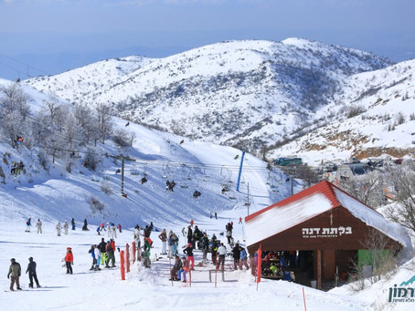 Hitting the Slopes in Israel