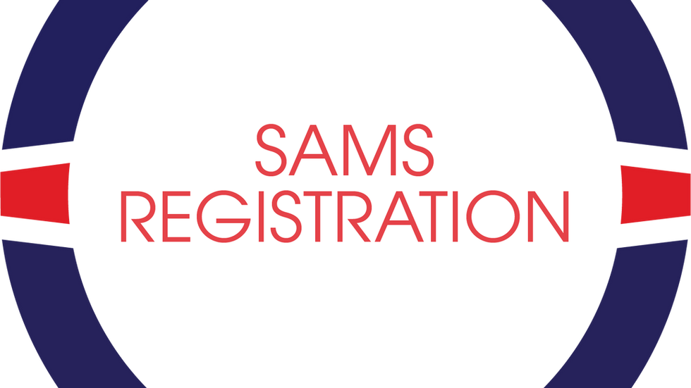 SAMS Registration