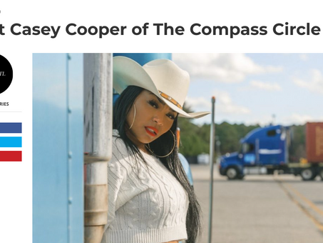 Meet Casey Cooper of The Compass Circle in Metro