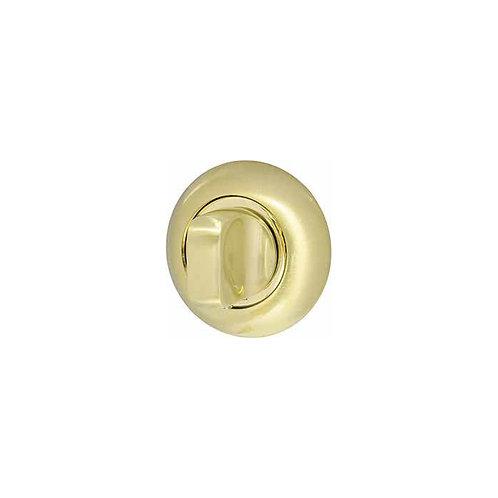 Ручка поворотная WC-BOLT BK6-1SG/GP-4 матовое золото/золото