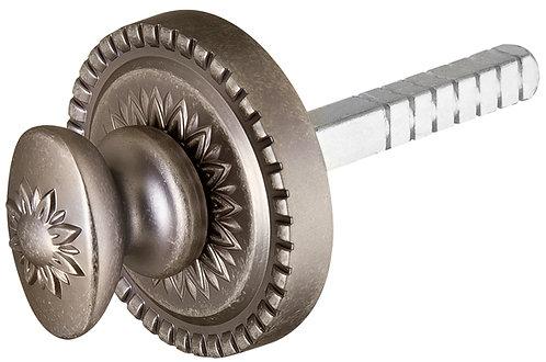 Ручка поворотная BKW8/CL AS-9 Античное серебро
