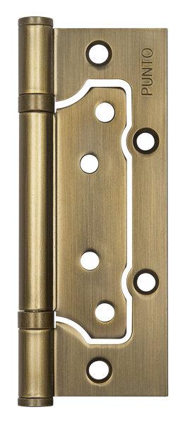 Петля  без врезки 200-2B 125x2.5 AB (бронза)