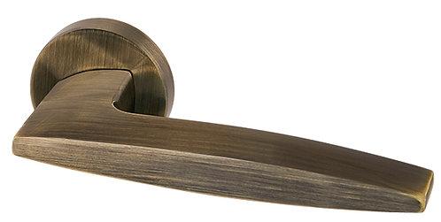 Ручка раздельная SQUID URB9 АВ-7 Бронза