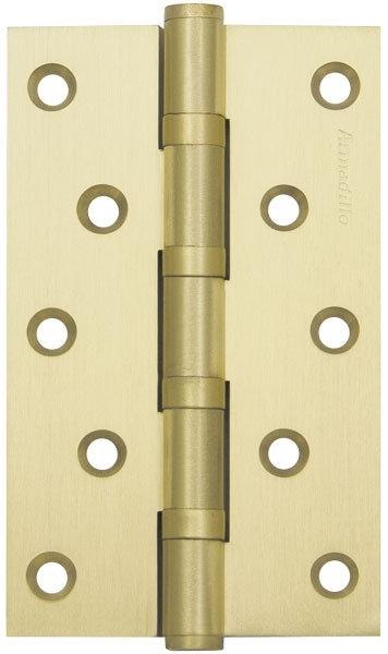 Петля  5500C (500-C5) 125х75х3 SG Мат золото Box