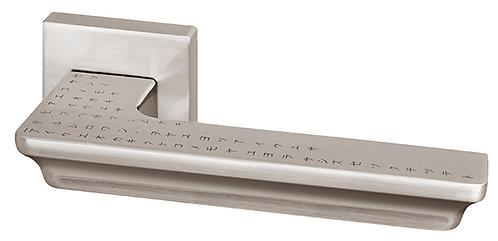 Ручка раздельная MATRIX USQ7 SN-3 Мат никель