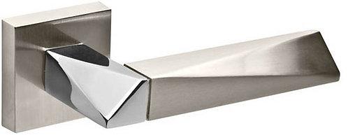 Ручка раздельная DIAMOND DM/HD SN/CP-3 матовый никель/хром