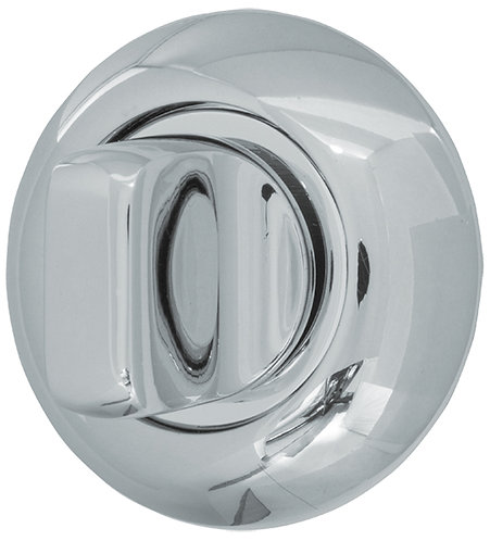 Ручка поворотная WC-BOLT BK6-1CP-8 хром