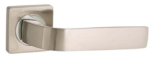 Ручка раздельная INTEGRA ZQ SN/CP-3 матовый никель/хром
