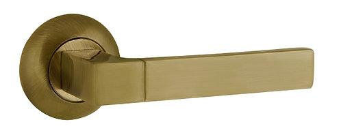 Ручка раздельная FUSION JR ABG-6 зелёная бронза