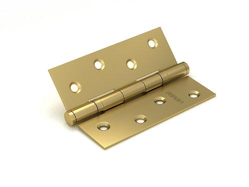 Петля  2BB 100x75x2.5 SB (мат. золото)