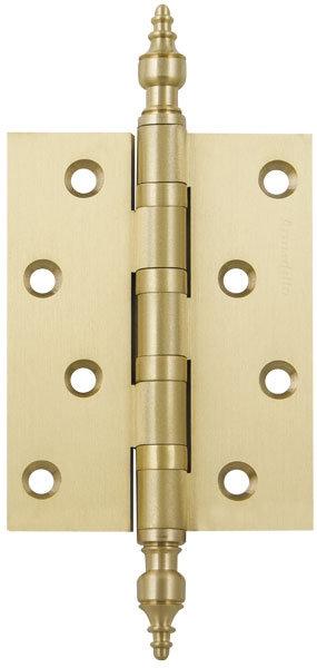 Петля  4500B (500-B4) 100x75x3 SG Мат золото Box