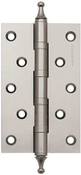 Петля  5500A (500-A5) 125х75х3 PN Перл никель Box