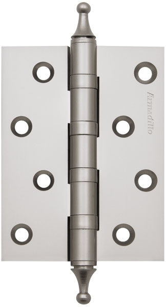 Петля  4500A (500-A4) 100x75x3 PN Перл никель Box