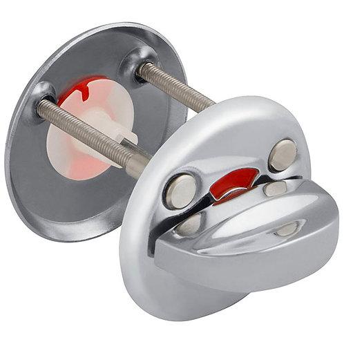 Ручка поворотная WC-001-CP (хром)