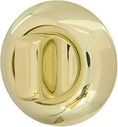 Ручка поворотная WC-BOLT BK6-1GP/SG-5 золото/матовое золото