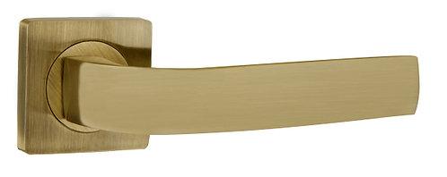 Ручка раздельная EVO JK ABG-6 зелёная бронза