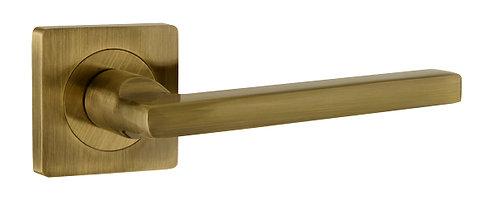 Ручка раздельная POLO JK ABG-6 зелёная бронза