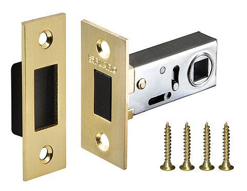 Защелка врезная MAGNET M12-50-25 SG мат. золото