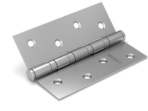 Петля  U1004BB-SN (бывш. 4BB 100x75x2.5 PN) (матовый никель)