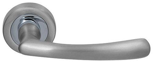 Ручка раздельная Ghibli (ROSET) Матовый никель/хром