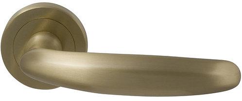 Ручка раздельная ELITE (ROSET) матовое золото