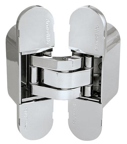 Петля скрытой установки с 3D-регулировкой 11160UN3D CP Хром