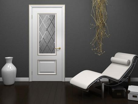 Какправильно подобрать дверь к интерьеру?