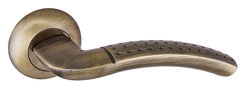 Ручка раздельная LOGICA TL ABG-6 зеленая бронза