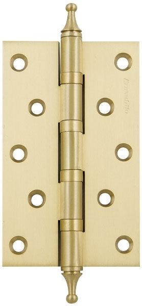 Петля  5500A (500-A5) 125х75х3 SG Мат золото Box