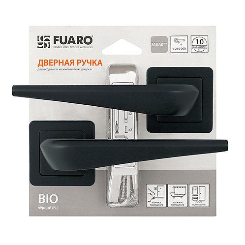 Ручка раздельная BIO XM/HD BL-24 черный