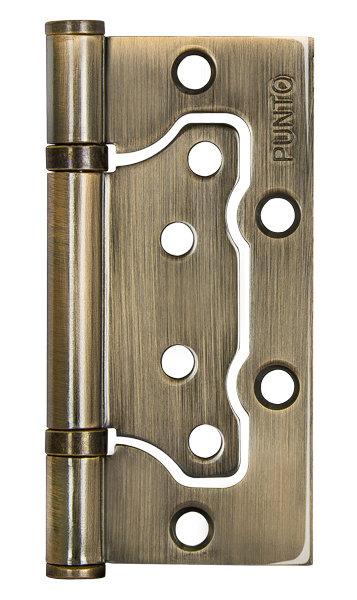 Петля  без врезки 200-2B 100x2.5 AB (бронза)
