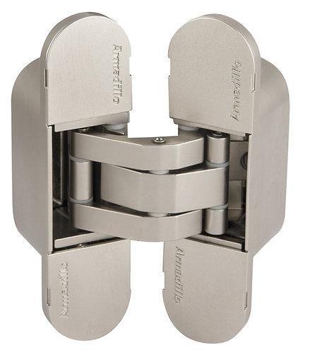 Петля скрытой установки с 3D-регулировкой 11160UN3D SN Мат никель